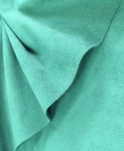 Замша чернильно-синий цвет