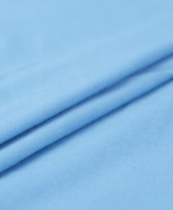Трикотаж Голубой
