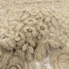 Шерстяное кружево Winter Rose Beige/Nude