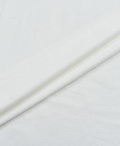 Трикотаж диагональ молочный