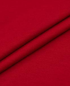 Трикотаж диагональ Красный
